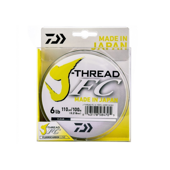 J-Thread FC by Daiwa