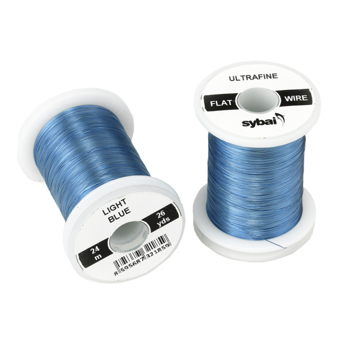Flat Colour Wire By Sybai Tackle