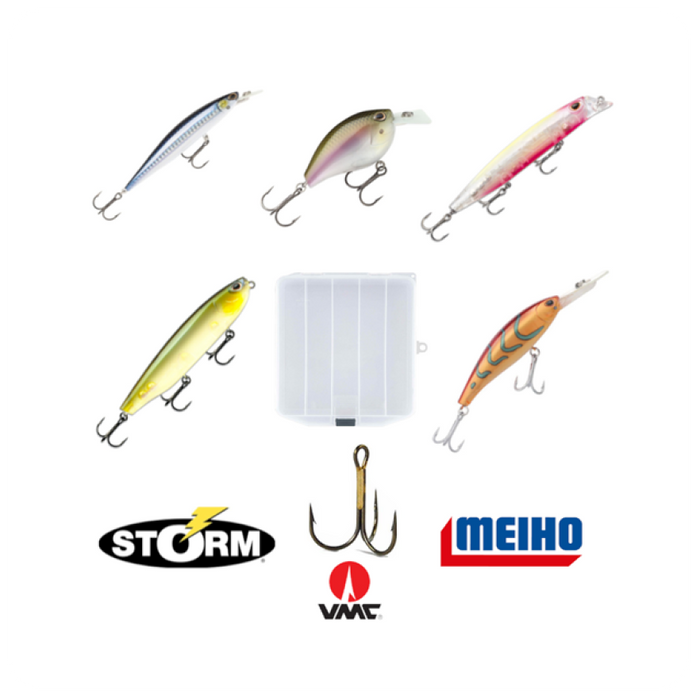 Kit Lures Spinning & Casting by Marco Sport