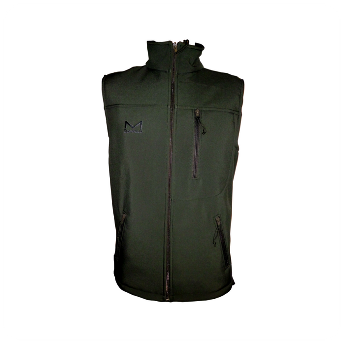 Gilet Tecnico in Softshell by MonteCoppolo