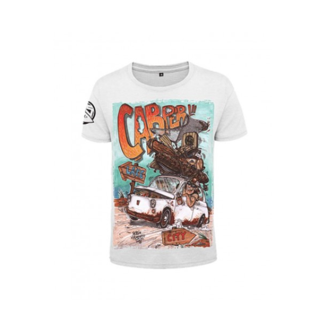 Carper T-Shirt by Hotspot