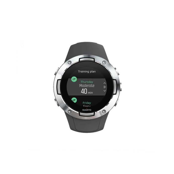 5 G1 Graphite Steel by Suunto