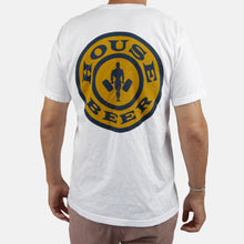 House Gym T-shirt, white