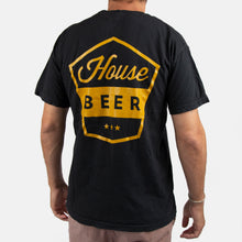 House Script t-shirt, black