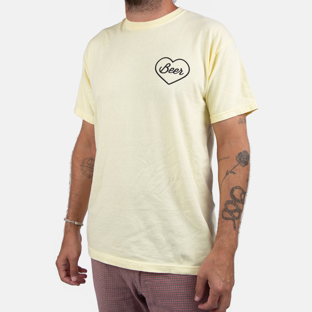 Love Beer T-shirt, Banana