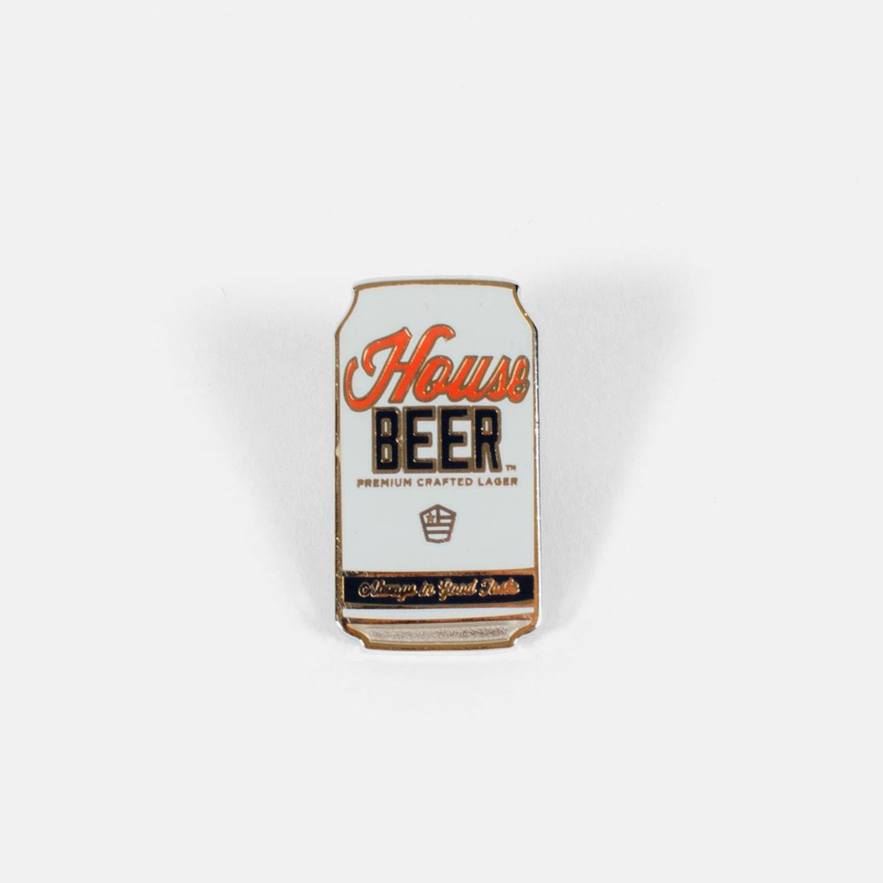 House Beer - Enamel Pin