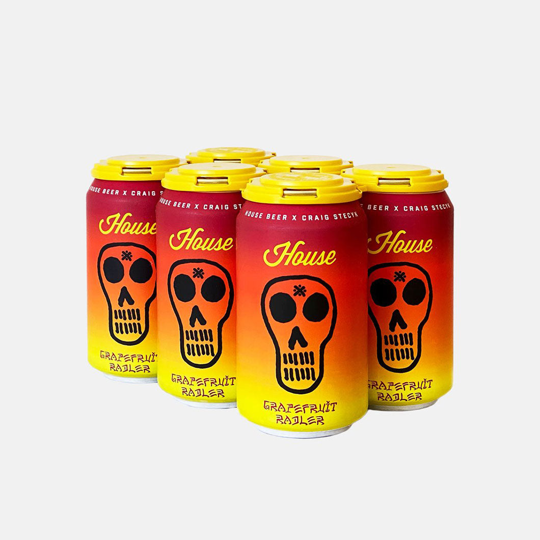 6pk - 12oz Grapefruit Radler