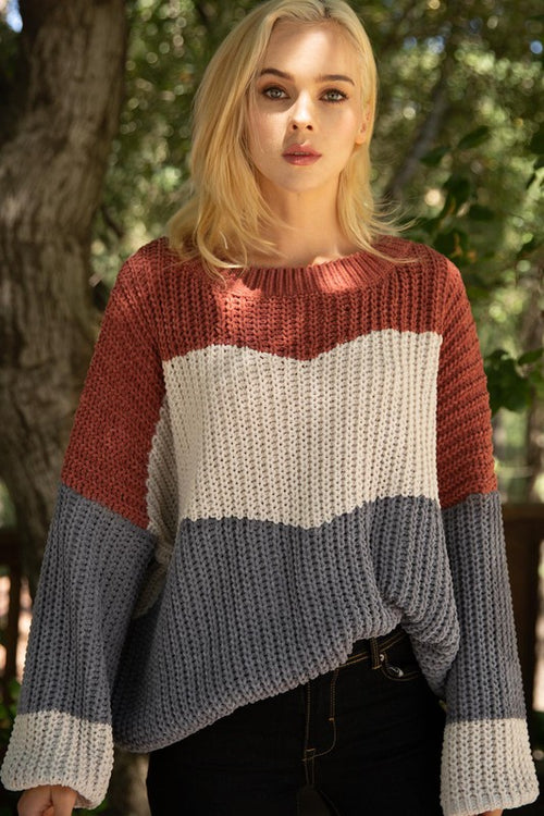 Addilyn Sweater