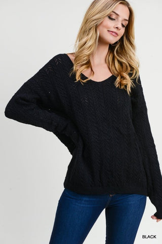 Posie Sweater