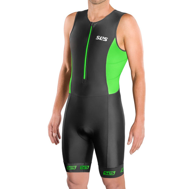 lime triathlon suit
