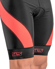 triathalon shorts red