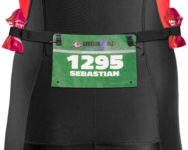 bib belt for runners