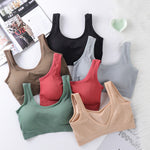 Load image into Gallery viewer, Comfort Series Sports Bra