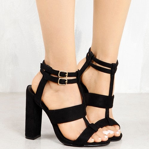 Gladiator Bandage Pumps