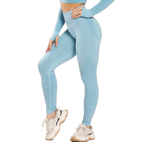 Slim Fit Seamless Leggings