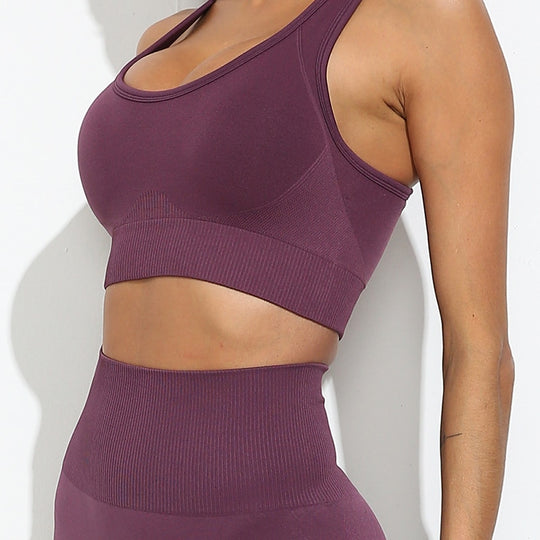 Seamless Comfort Activewear Set