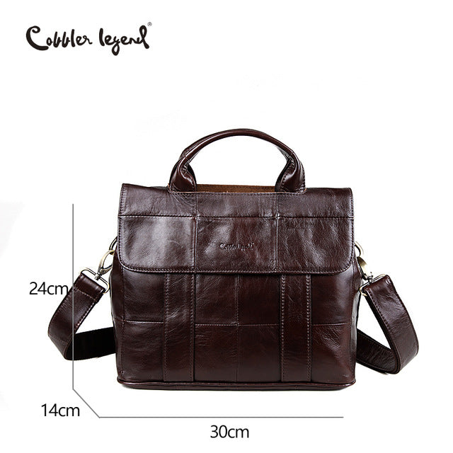 1f22b7e42675 Cobbler Legend 2 Bags Set Tote Handbag Designer Top-Handle High Quality Women  Messenger