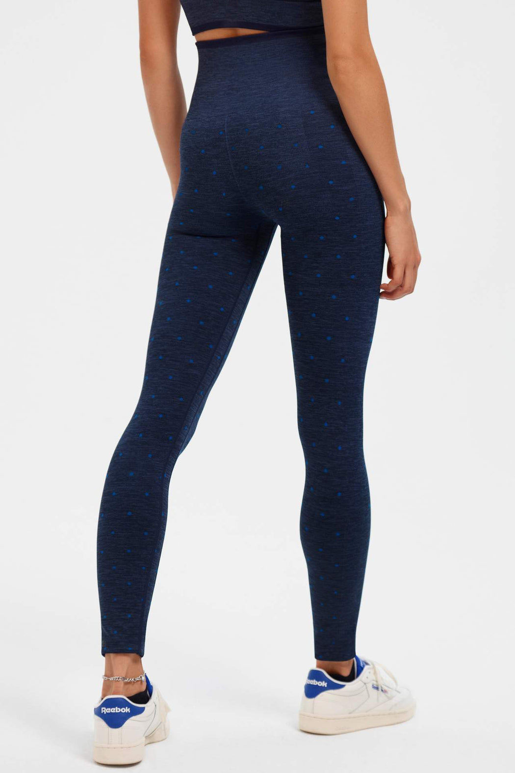 Mila High Waist Seamless Legging 7/8