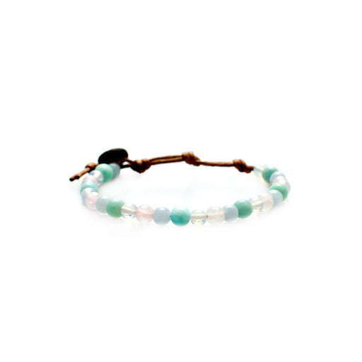 6mm Love + Intuition Healing Bracelet