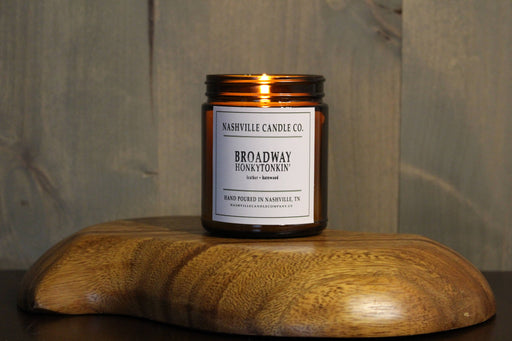 Nashville Candle Company / Broadway Honkytonkin' Candle