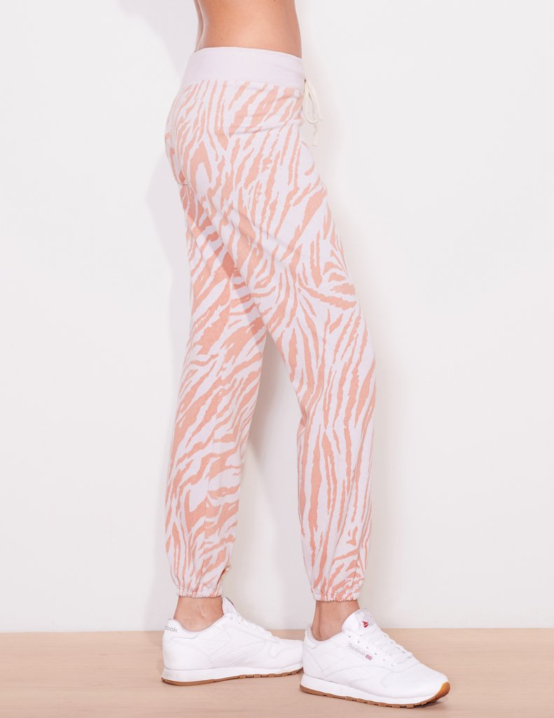 Zebra Basic Sweatpants