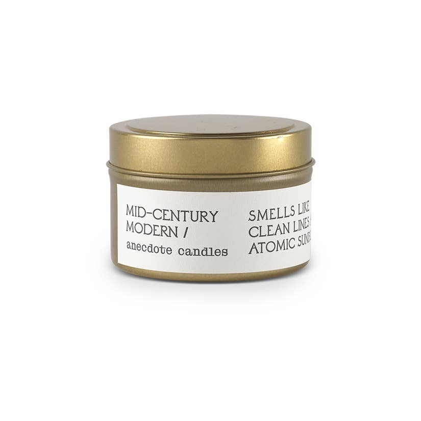 Anecdote Travel Candle
