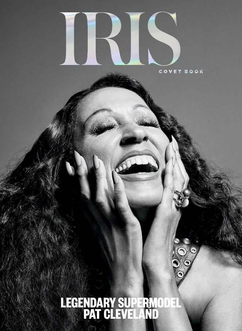 ISSUE 02 - PAT CLEVELAND