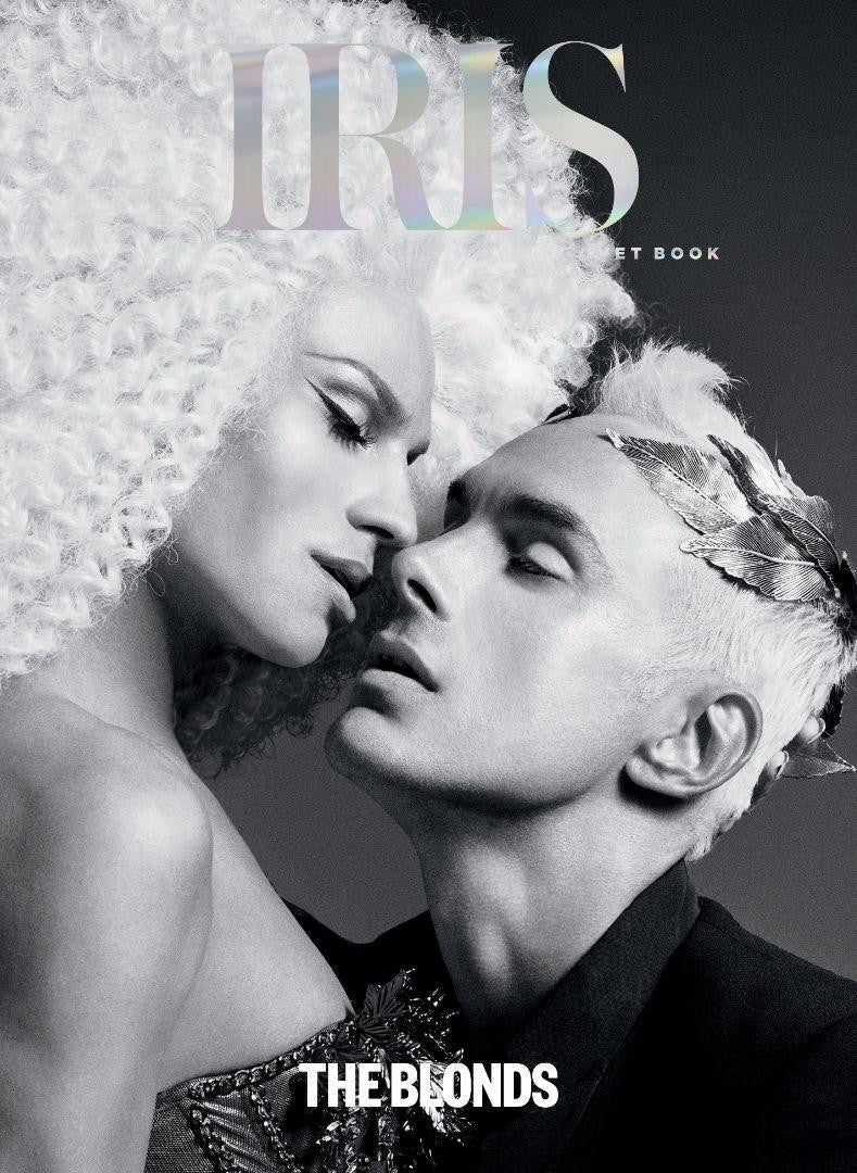 ISSUE 04 - THE BLONDS