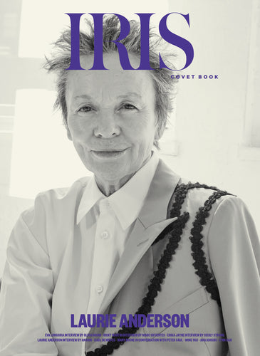 ISSUE 11 - LAURIE ANDERSON