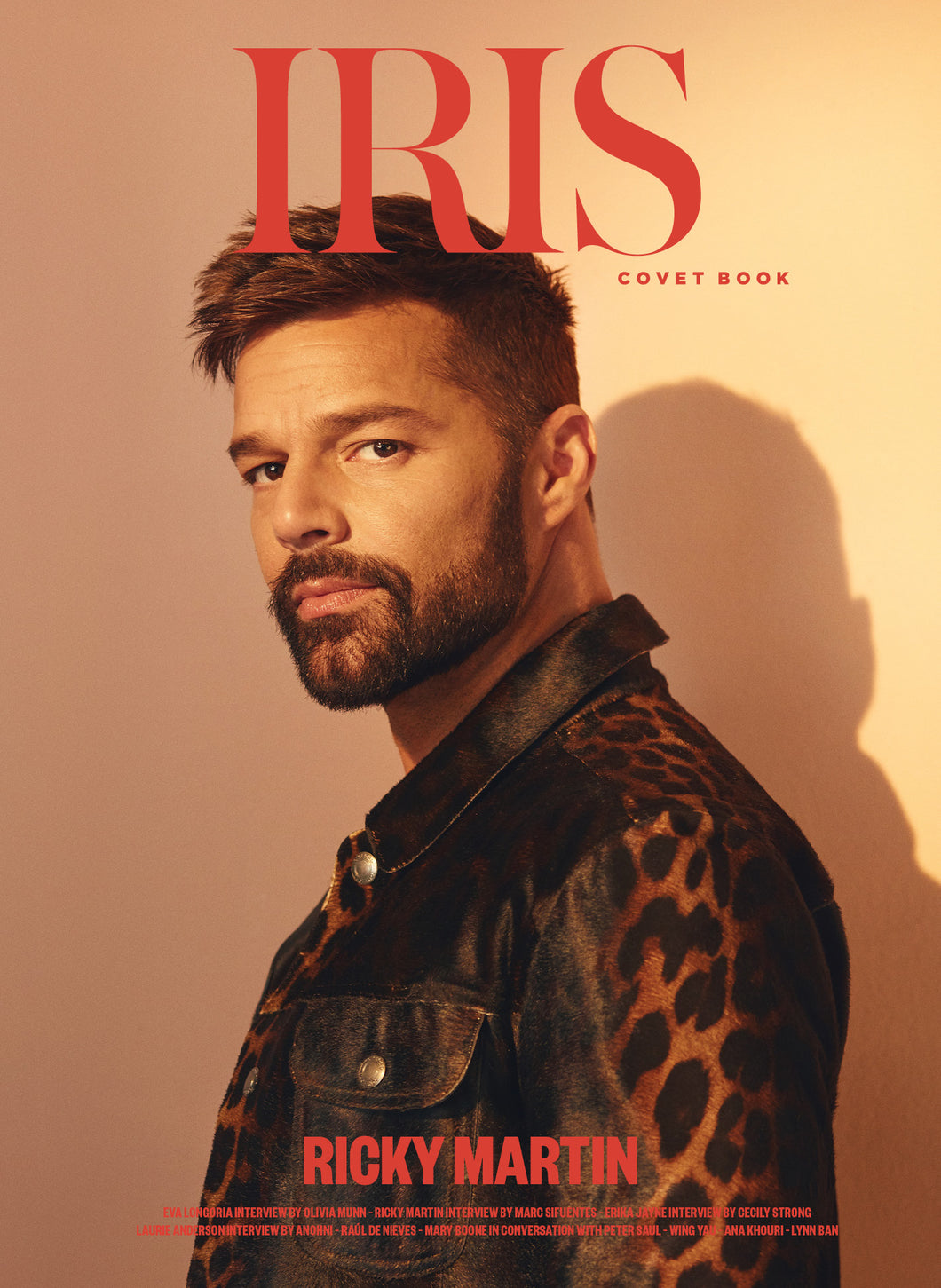 ISSUE 11 PRE-ORDER - RICKY MARTIN