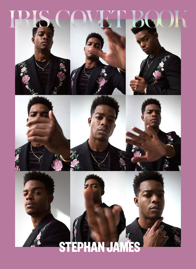 ISSUE 12 - STEPHAN JAMES