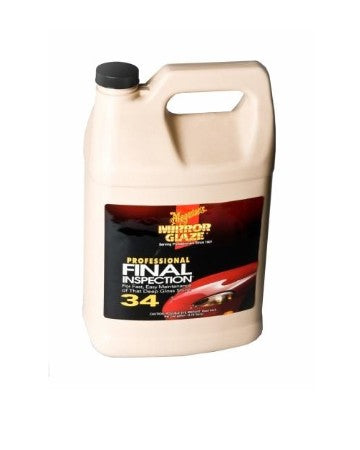 #34 Meguiar's  Final Inspection - 1 Gallon