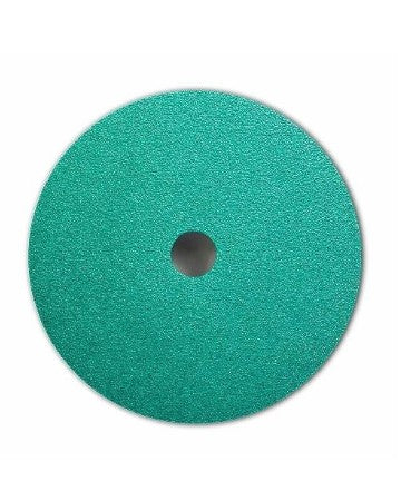 3M 5 in. x 7/8 in. 36 Grade Green Corps Fibre Disc