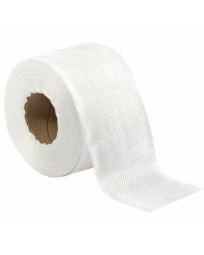 Fiberglass Cloth Tape 6oz x 4 Inch x 50 Yd Roll