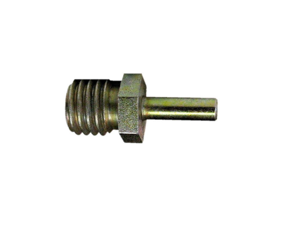 "Machine Adapter - 1/4"" shank to 5/8-11 male"