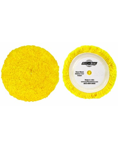 "8"" Grip Buffing Pad 7503GY"