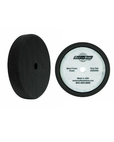 "8"" Recessed Back Grip Foam Pad -2000G"