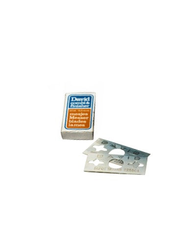 David Combi Plane - Replacement Blades Box of 10