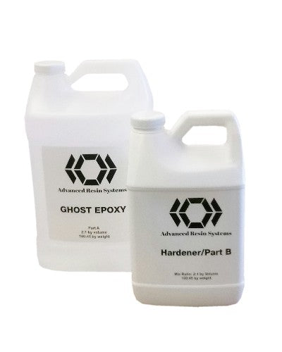 Ghost Epoxy Resin 1.5 Gal Kit