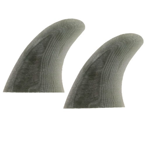 Glass Ons Twin Fins -Grey
