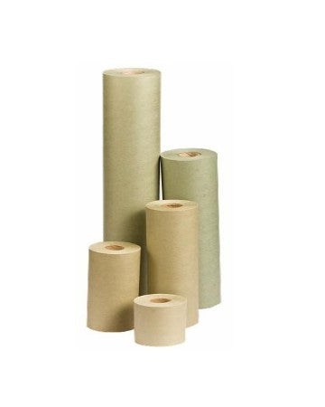 "6"" Small Green Masking Paper 60 ft (Each)"