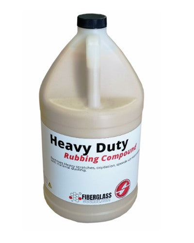 Heavy Duty Rubbing Compound