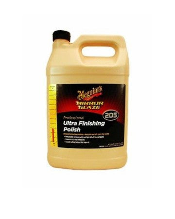 Meguiar's Mirror Glaze Professional 205 Ultra Finishing Polish, 128 fl oz