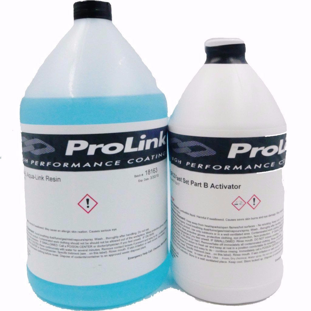 Prolink Clear Epoxy Resin 1.5 Gal Kit