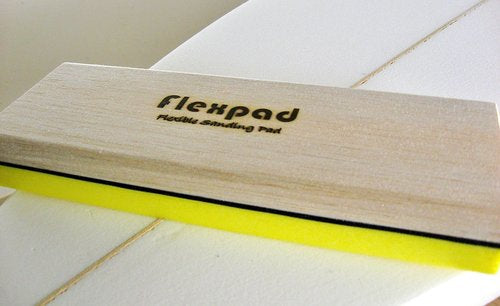 Flexpad Balsa Wood Shaping Block SB11