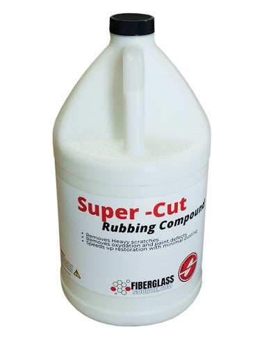 Super Cut Rubbing Compound