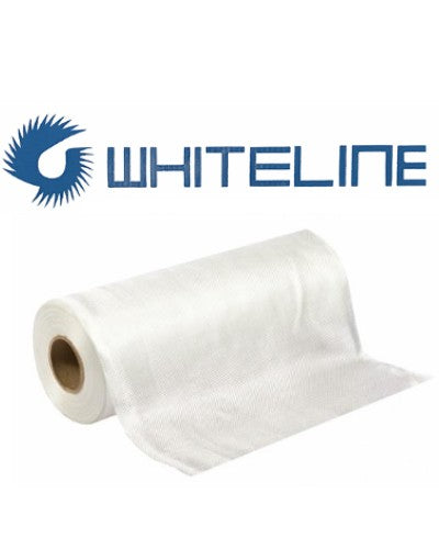 "6oz x 38"" E-Cloth Whiteline 7533 -120 Yards Roll"