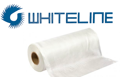 "7.5oz E-Cloth 416B x 30""  Whiteline Fiberglass Fabric"