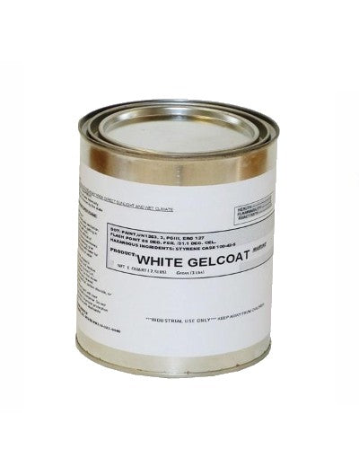 White Gel Coat