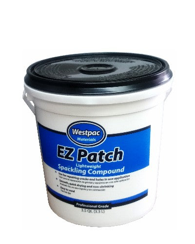 E-Z Patch Lightweight Spackling 3-1/2 Qt